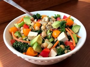 The Perfect Bowl Of Fitness