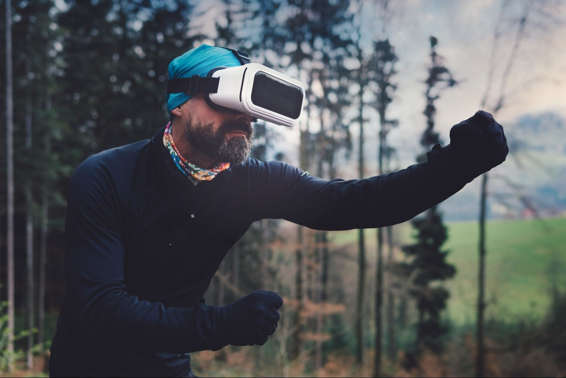 Why are people using Virtual Reality for Exercise Purposes?