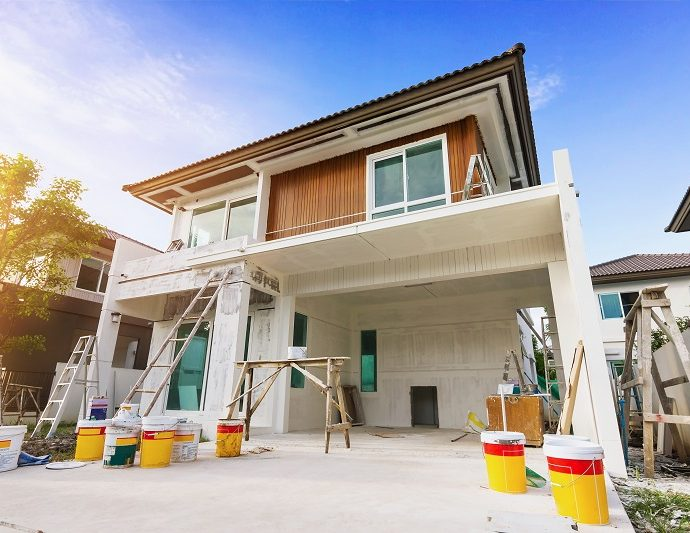 5 Things to Look at When Hiring a Roof Painting Company