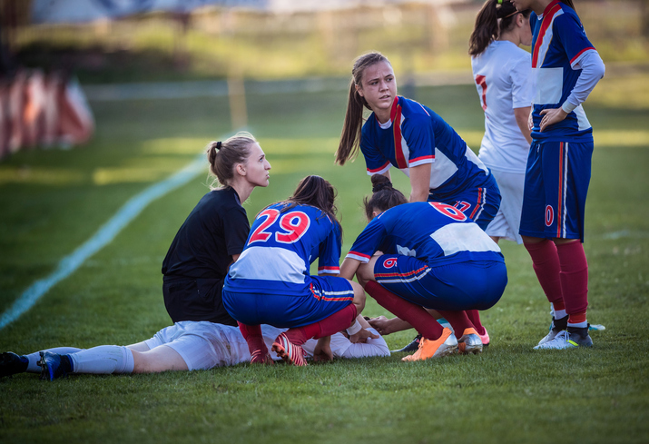How to Prevent Sports Injuries?