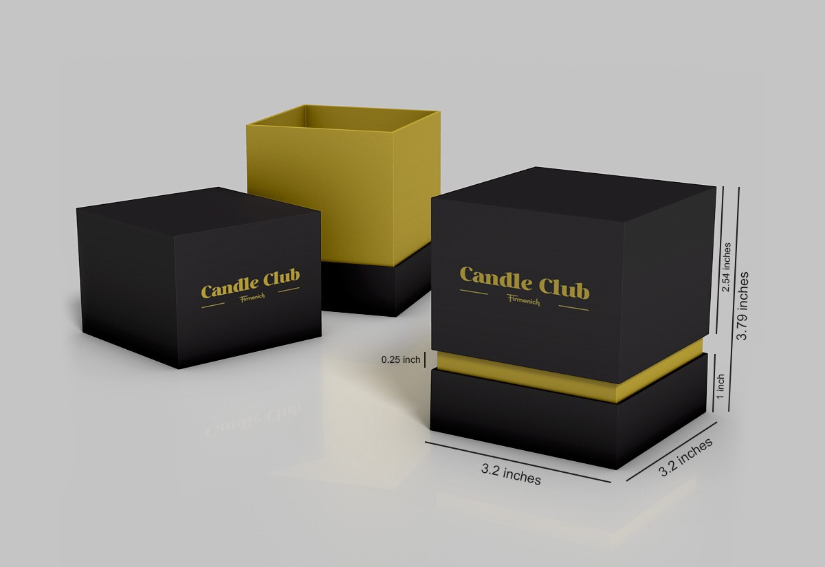Get Superior Collection of Candle Boxes