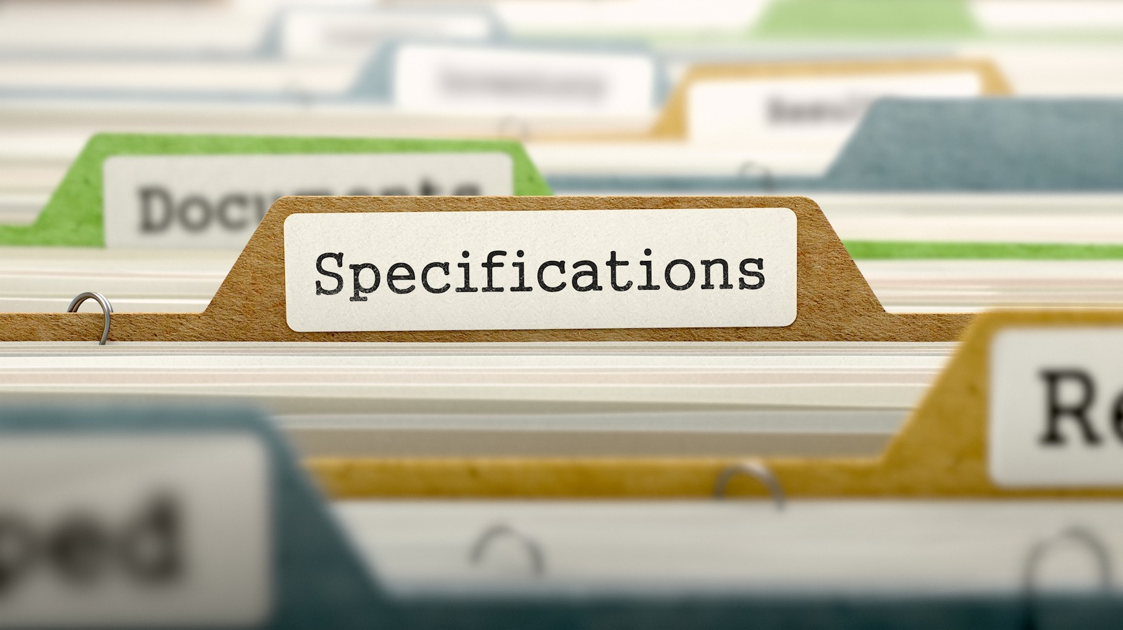 Specifications to define your mobile application project