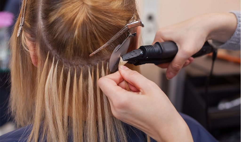 Six Benefits of Wearing Hair Extensions