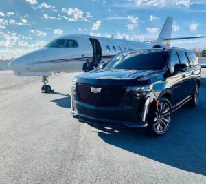 luxury limo service for teterboro airport
