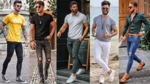 best summer outfits for men