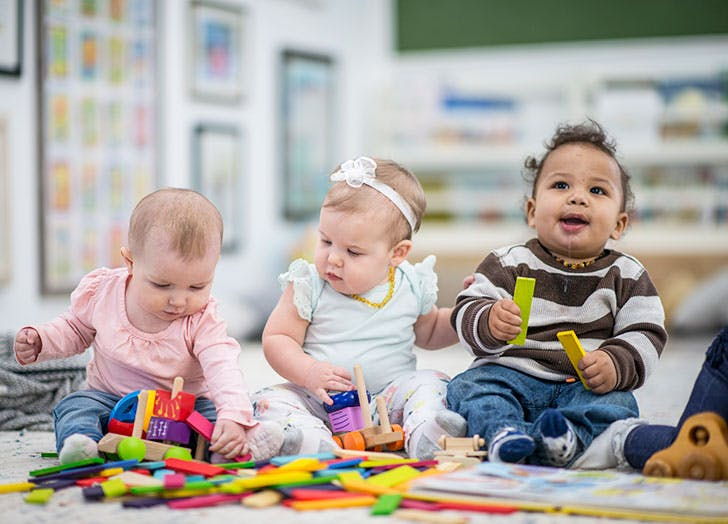 Benefits of enrolling your infants into a professional Daycare Center