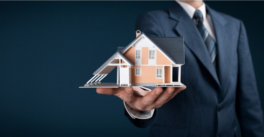 real estate consulting company