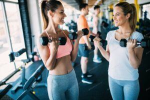 The Secret of IMPROVE HEALTH AND FITNESS