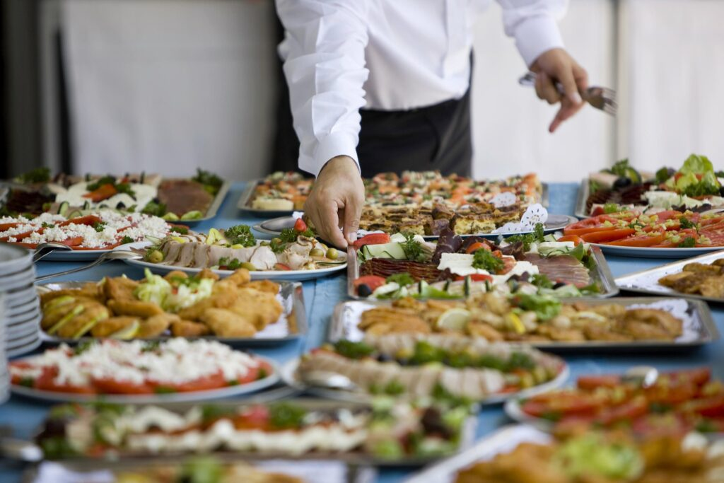 Catering Tips and Tricks for First Time Caterers